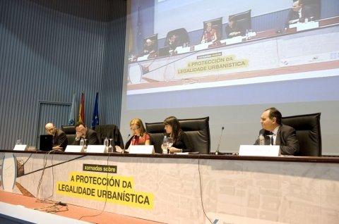 Mesa Redonda - Xornada sobre a Protección da Legalidade Urbanística